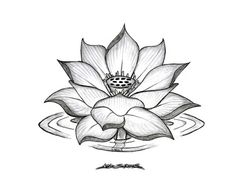 It would need to be more fluid, I'd like it to be green to represent the heart chakra, and I'd like it to include the heart chakra symbol, but basically...yeah, I might want a lotus tattoo.