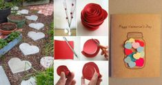 32 Cool Crafts and Gifts for This Valentines Day You Must Try – Renovieren Arts And Crafts For Teens, Fun Crafts For Kids, Summer Crafts, Crafts To Sell, Diy And Crafts, 32 Cool, Cool Diy, Suncatcher, Diy Ostern