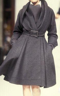 Christian Dior, Autumn-Winter 1992