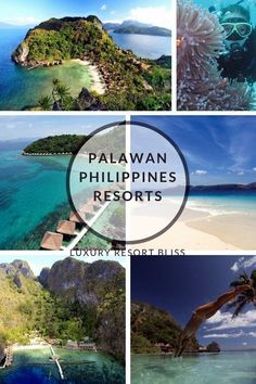 Best Palawan Beach Resorts, hotels, mansions, places to stay and tourist information. Resorts In Philippines, Philippines Travel, Exotic Beaches, Tropical Beaches, Photography New York, Cheap Honeymoon, Highlights, Enjoy The Sunshine, Enjoying The Sun