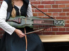 The nyckelharpa is the most ethereal of instruments, nearly lost to the world but kept safe in a small region of Sweden.