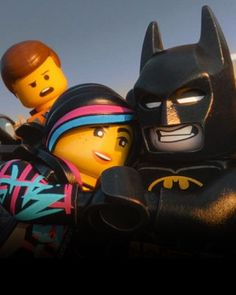 9 Entertaining Clips from THE LEGO MOVIE