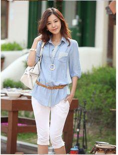 Blusas de moda: ¡los estilos que marcan tendencia!