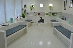 Veterinarian Office, Vet Office, Dental Office Design, Hospital Design, Vet Clinics, Clinic Design, Veterinary Medicine, Veterinarians, Pet Shop