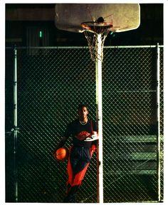 'Air Jordan 1 Retro OG' Anuncio original de Michael Jordan con sus primeras zapatillas pro model de Nike