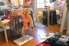 Retail Store Fixtures - Shabby Chic - Display Fixtures - Misc. Display 1