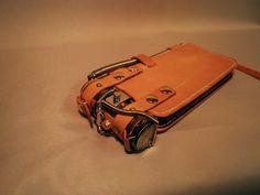 Steampunk wallet