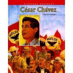 Cesar Chavez (Hispanos Notables) (Spanish Edition)