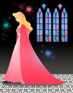 briar rose fan graphic art - Google Search