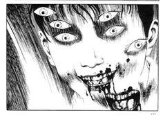 The laughing vampire