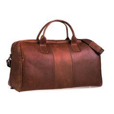 Brodrene természetes bőrből készült elegáns utazótáska, Bags, Zip, Fashion, Handbags, Moda, Fashion Styles, Taschen, Fasion, Purse