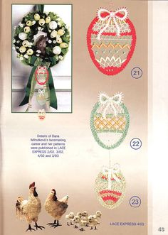 VK is the largest European social network with more than 100 million active users. Lacemaking, Bobbin Lace, Advent Calendar, Holiday Decor, Pattern, Sign, Pictures, Lace, Livres