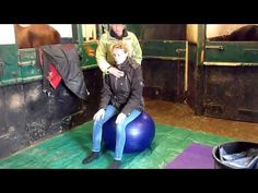 Exercises for Riders, Part 6 : Trot/Rising trot exercises - YouTube
