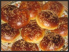 Ellouisa: Zoete broodjes