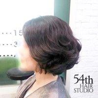 단발머리 웨이브 굵은 웨이브 자연스러운 웨이브 Hair Studio, Bob Hairstyles, Bob Hairstyle, Bob Hair Styles, Bob Haircuts