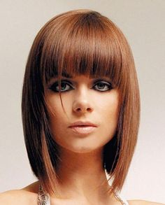 Haircut With Bangs is The Hottest Trend in 2015 - Top Inspirations
