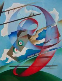 AEROPITTURA. La seduzione del volo-Tullio Crali