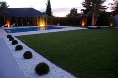 Paisajismo : Diseño jardines :: Paisajismo PIA