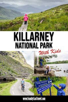 Best Things to do in Killarney National Park with Kids - Family Can Travel - Killarney National Park in Ireland is definitely work a visit! Here are the best things to do with kids in Killarney National Park with kids. Ireland Vacation, Ireland Travel, Cork Ireland, Dublin Ireland, Belfast Dublin, Hiking With Kids, Travel With Kids, Family Travel, Family Trips