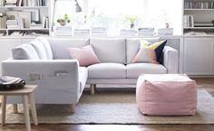 Canapé d'angle : 15 modèles pour un salon design - Côté Maison