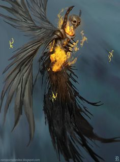., Ramses Melendez on ArtStation at https://www.artstation.com/artwork/-6ffb9e47-818c-4a74-b661-966c8dc2b8af
