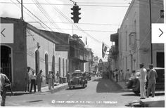 1940's - Mercedes esq. Arzobispo Meriño