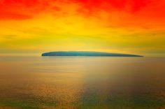 Bonaventure Island in the Morning