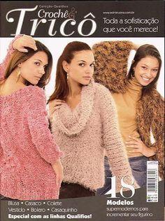 Crochê e tricô - Susana Delvan - Álbuns da web do Picasa
