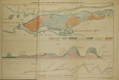 A geological history of Manhattan or New York Island: together with a map of the island, and a suite of sections, tables and columns, for the study of geology : particularly adapted for the American student (1843) http://collections.nlm.nih.gov/catalog/nlm:nlmuid-60741070R-bk