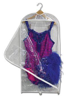 "Regular Garment Bag | 37"" x 18"" | Single: $12 | 3-Pack: $33 | #DDAccessories #GarmentBags Keep Shoes, Dance It Out, Garment Bags, Zip, Outfits, Women, Fashion, Outfit, Moda"