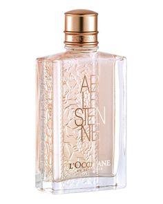 L-Occitane-en-Provence-Arlesienne # Top notes: mandarin, saffron; Heart: rose, lily of the valley; Base: violet, sandalwood, white woods, tonka
