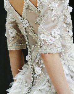 Chanel Haute Coutre spring-summer 2013