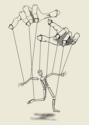 puppets are use to show those that have passed on. we see cole through the puppets when he is visiting kyra the dead girl. Sketch Art, Drawing Sketches, Art Drawings, Drawing Reference Poses, Drawing Poses, Arte Horror, Art Plastique, Puppets, Marionette Puppet