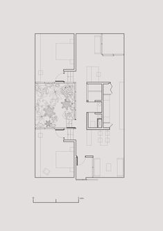 - & Gatherer – deseopolis: Felipe House Crist… in 2020 Plans Architecture, Architecture Drawings, Residential Architecture, Architecture Details, Interior Architecture, Small House Plans, House Floor Plans, Planer Layout, Architectural Floor Plans