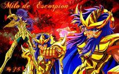 Milo de Escorpion by ZafirodeGeminis