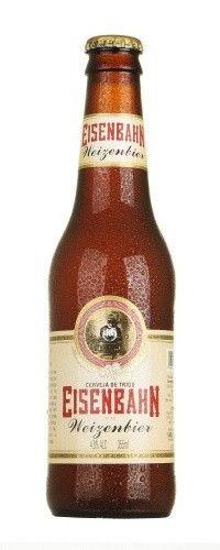 Cerveja Eisenbahn Weizenbier - Cervejaria Sudbrack