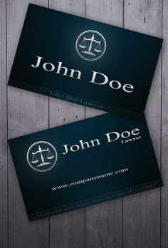 Attorney simple justice scales black business card pinterest lawyer business cards accmission Choice Image