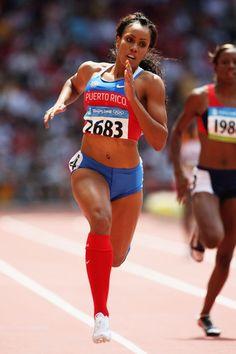 Carol Rodriguez, Olympics 2012.