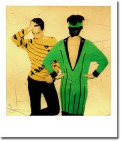 Seventies collection, Copyright: Claudia Skoda