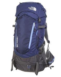 The North Face Womens Terra 55 Rucksack - Patriot Blue