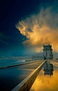 Enamorada de Portugal, Torre de Belen