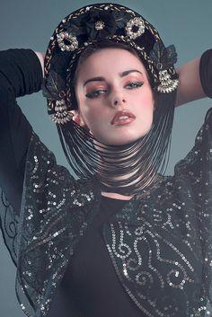 Beautiful headdress!