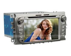 Ford S-Max 2008-2011 Android 4.0 auto radio, 7 inch car DVD player head unit with touch screen, GPS navigation system with dual zone function, WIFI, 3G Internet Access, digital TV tuner (DVB-T MPEG-2 or MPEG-4, ATSC M/H or ISDB-T optional to suit for customers from different areas), RDS, Bluetooth car kit, iPod port, USB, SD, support the original steering wheel controls, CAN bus decoder to support the orignal digital amplifier (optional), Color: Silver, Black