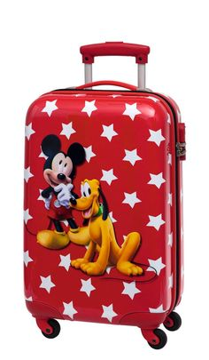 Maleta Mickey y Plut