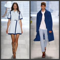Lacoste – New York Fashion Week S14
