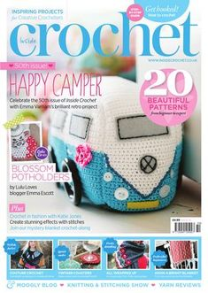 Inside Crochet, issue 50