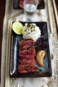 posh japanese-inspired beef carpaccio | Jamie Oliver | Food | Jamie Oliver (UK)