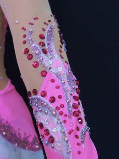 Justaucorps de gymnastique rythmique compétition vendu par Savalia