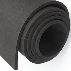 Magzo Rubber Padding 1 4 Thick X 12 Wide X 4 9 Feet Long Non Adhesive Foam Roll Rubber Gasket Insulation Foam Rubber Sheet Closed Cell Foam Foam Insulation