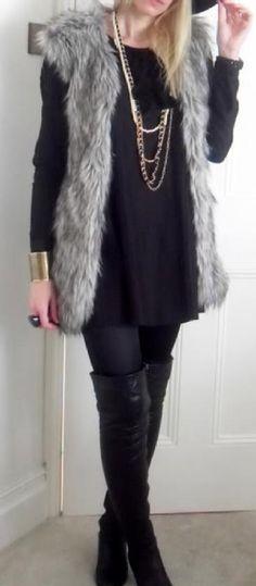outfit perfecto para invierno